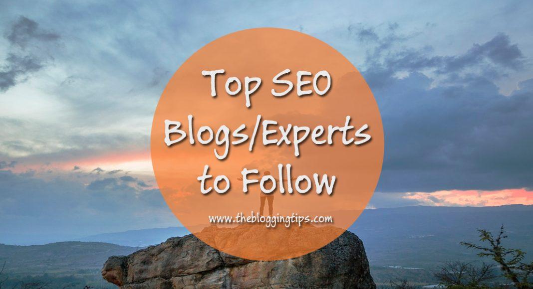Top SEO blogs to follow